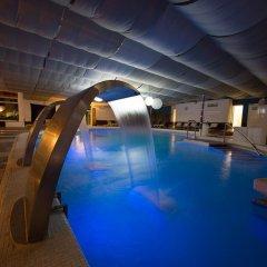 Отель Mioni Royal San Италия, Монтегротто-Терме - отзывы, цены и фото номеров - забронировать отель Mioni Royal San онлайн бассейн