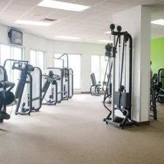 Отель Doubletree By Hilton Gatineau-Ottawa Гатино фитнесс-зал фото 4