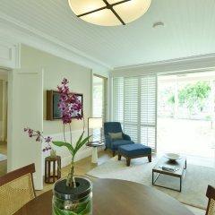 Отель Heritage Le Telfair Golf & Wellness Resort комната для гостей фото 5