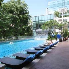 Отель Park Regis Singapore бассейн фото 3