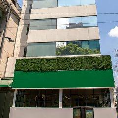 Отель Suites Coben Apartamentos Amueblados Мехико спортивное сооружение
