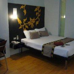 Отель SWANA Бангкок сейф в номере
