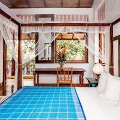 Отель Fort Square Boutique Villa Шри-Ланка, Галле - отзывы, цены и фото номеров - забронировать отель Fort Square Boutique Villa онлайн комната для гостей фото 5