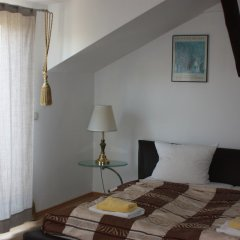 Отель Villa De Baron Германия, Дрезден - отзывы, цены и фото номеров - забронировать отель Villa De Baron онлайн комната для гостей фото 2