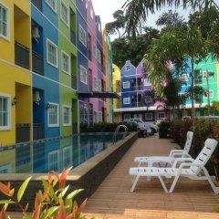 Отель Holland Resort Phuket Таиланд, Пхукет - отзывы, цены и фото номеров - забронировать отель Holland Resort Phuket онлайн бассейн фото 2