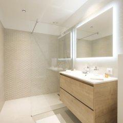 Отель Minimalist Vibes Бельгия, Брюссель - отзывы, цены и фото номеров - забронировать отель Minimalist Vibes онлайн ванная фото 2
