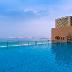 Отель Sofitel Dubai Jumeirah Beach бассейн фото 2