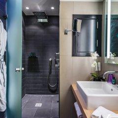 Отель Sofitel Brussels Le Louise Бельгия, Брюссель - отзывы, цены и фото номеров - забронировать отель Sofitel Brussels Le Louise онлайн ванная фото 2