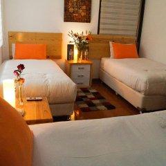 Hotel Waman комната для гостей
