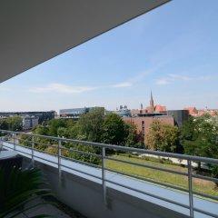 Отель Empire Apart Польша, Вроцлав - 1 отзыв об отеле, цены и фото номеров - забронировать отель Empire Apart онлайн балкон