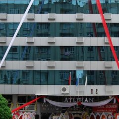 Atlihan Hotel Турция, Мерсин - отзывы, цены и фото номеров - забронировать отель Atlihan Hotel онлайн приотельная территория