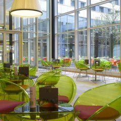 Thon Hotel EU интерьер отеля
