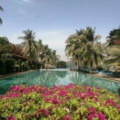 Hotel Jardin Savana Dakar бассейн