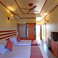 Отель Araamu Holidays & Spa Мальдивы, Атолл Каафу - отзывы, цены и фото номеров - забронировать отель Araamu Holidays & Spa онлайн комната для гостей фото 2