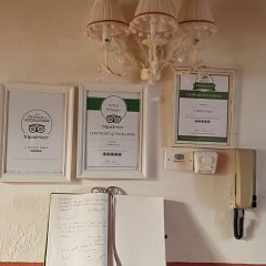 Отель Il Nido Di Anna Италия, Сан-Джиминьяно - отзывы, цены и фото номеров - забронировать отель Il Nido Di Anna онлайн ванная