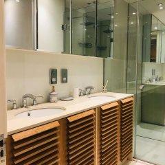 Отель Yeoman's Row Townhouse Великобритания, Лондон - отзывы, цены и фото номеров - забронировать отель Yeoman's Row Townhouse онлайн ванная фото 2