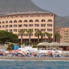 Doris Aytur Hotel пляж фото 2