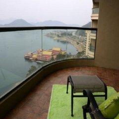 Отель Bedom Apartment (Hangzhou Qiandao Lake) Китай, Ханчжоу - отзывы, цены и фото номеров - забронировать отель Bedom Apartment (Hangzhou Qiandao Lake) онлайн балкон