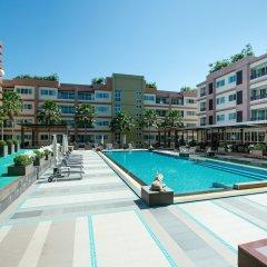 Jasmine Resort Hotel & Serviced Apartment бассейн фото 2