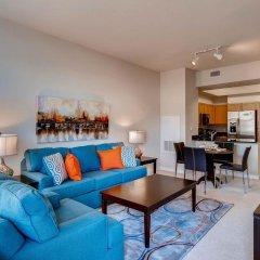 Отель Global Luxury Suites in Capitol Riverfront комната для гостей фото 5