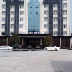 Pullaton Hotel парковка
