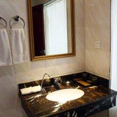 Отель Fudu Inn Китай, Сиань - отзывы, цены и фото номеров - забронировать отель Fudu Inn онлайн ванная