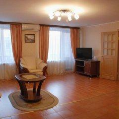 Гостиница Киевская на Курской комната для гостей фото 2