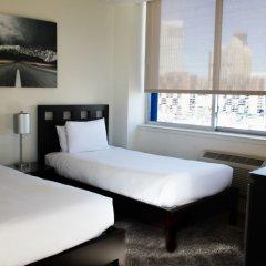 Отель Liberty View Suites at the Zenith США, Джерси - отзывы, цены и фото номеров - забронировать отель Liberty View Suites at the Zenith онлайн комната для гостей фото 2