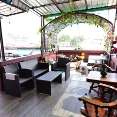 Yor Ying Hostel Бангкок гостиничный бар