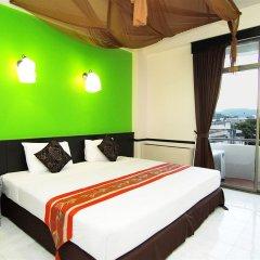 Rome Place Hotel 2* Номер Делюкс с различными типами кроватей фото 2