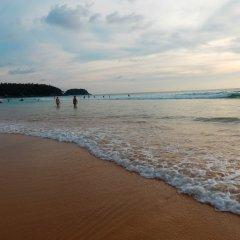 Апартаменты Kata Beach Studio пляж