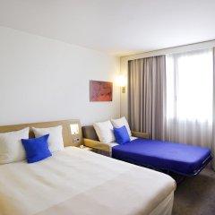 Отель Novotel Barcelona Cornella комната для гостей фото 4