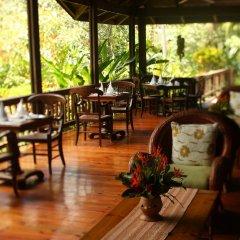 Отель The Lodge at Pico Bonito питание фото 2