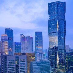 Отель Park Hyatt Guangzhou фото 6