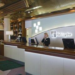 Отель Holiday Inn Helsinki - Vantaa Airport интерьер отеля