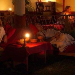Hotel Rural Termas Aqua Libera Ла-Гарровилья гостиничный бар
