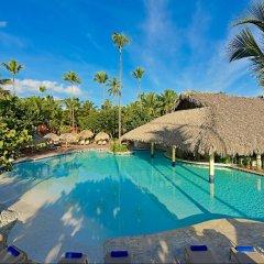 Отель Iberostar Bavaro Suites - All Inclusive Доминикана, Пунта Кана - 1 отзыв об отеле, цены и фото номеров - забронировать отель Iberostar Bavaro Suites - All Inclusive онлайн бассейн фото 2