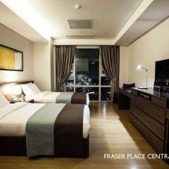 Отель Fraser Place Central Seoul комната для гостей фото 5
