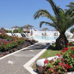 Отель Louis Studios Hotel Греция, Остров Санторини - отзывы, цены и фото номеров - забронировать отель Louis Studios Hotel онлайн пляж