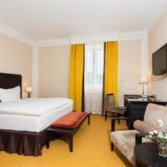 Euler Hotel Basel комната для гостей фото 3
