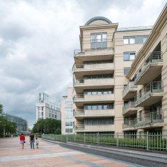 Апартаменты Sweet Inn Apartments Godecharles Брюссель спортивное сооружение