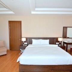 Отель Dessole Beach Resort Nha Trang Вьетнам, Кам Лам - отзывы, цены и фото номеров - забронировать отель Dessole Beach Resort Nha Trang онлайн комната для гостей фото 2