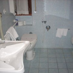 Отель I Cugini Италия, Кастельфидардо - отзывы, цены и фото номеров - забронировать отель I Cugini онлайн ванная