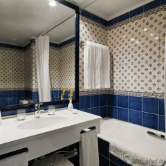 Отель Iberostar Mehari Djerba Тунис, Мидун - отзывы, цены и фото номеров - забронировать отель Iberostar Mehari Djerba онлайн ванная фото 2