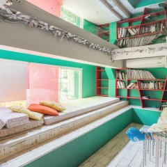 Saladaeng Gallery Hostel By Favstay Бангкок детские мероприятия