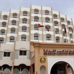 Sharjah Carlton Hotel парковка