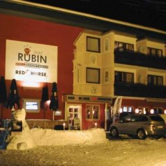 Hotel Rubin спортивное сооружение