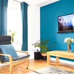 Отель Beautiful Edinburgh Flat With 2 Double Bedrooms Великобритания, Эдинбург - отзывы, цены и фото номеров - забронировать отель Beautiful Edinburgh Flat With 2 Double Bedrooms онлайн фото 9