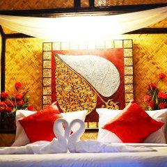 Отель Eco Lanta Hideaway Beach Resort Ланта комната для гостей