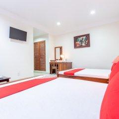 Hung Phong Hotel Далат сейф в номере